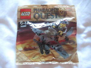 Lego 30091 Pharaohs Quest Desert Rover New in sealed packet - <span itemprop=availableAtOrFrom>Lymington, Hampshire, United Kingdom</span> - Lego 30091 Pharaohs Quest Desert Rover New in sealed packet - Lymington, Hampshire, United Kingdom