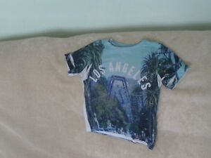 Boys-2-3-Years-039-Los-Angeles-039-T-Shirt-Mothercare