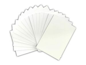 50pcs White Back Backing Board 8x10 11x14 inch For Art Picture Photo Frame USA