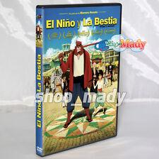 The Boy and The Beast - El Niño y la Bestia DVD ESPAÑOL LATINO