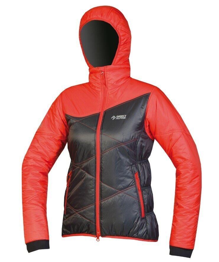 Direct Alpine Sella 1.0 Chaqueta, Chaqueta aislante con capucha para women