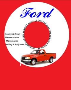 Details about Ford F-150 1997 1998 1999 2000 2001 2002 2003 Service on