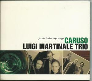 LUIGI-MARTINALE-TRIO-Caruso-2005-CD-digipack-Japan-print