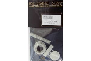 """PANZER ART RE35-145 1/35 Commander Cupola for """"Panther"""" D Tank"""