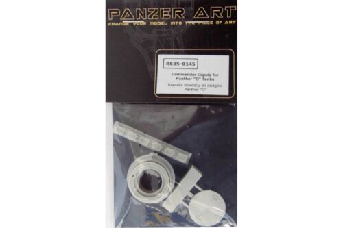 """PANZER ART RE35-145 1//35 Commander Cupola for """"Panther"""" D Tank"""