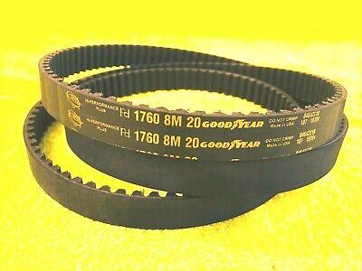 D/&D PowerDrive 1800-8M-50 Timing Belt