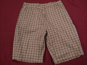 NEW-Allyson-Whitmore-Womens-Cotton-Nylon-Golf-Short-Size-16-New-without-Tags