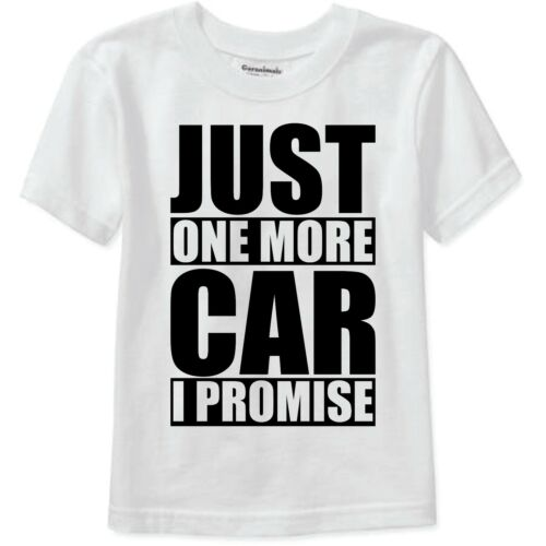 Just One More Car I Promise T Shirt JDM Drift Race With Crossed Fingers Evo Tool