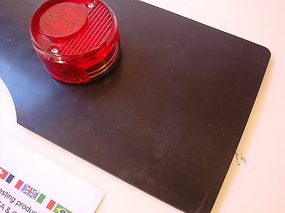 TAIL LIGHT + RUBBER HOLDER PLATE NEW CLASSIC BIKES MONTESA OSSA BULTACO