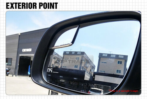 Wide Angle Rear Side Blind View Spot Mirror 2P for KIA 2015-18 Sedona Carnival