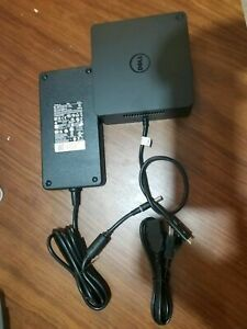 Genuine-DELL-TB16-THUNDERBOLT-DOCKING-Station-With-240W-Adapter