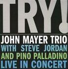 John Mayer Trio Try CD 11 Track Still in Card Sleeve US Aware 2005