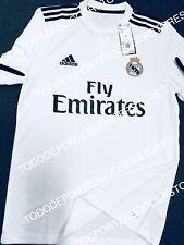 193579264cd item 4 Real Madrid Adidas 2018/2019 Original Home Soccer Jersey -Real Madrid  Adidas 2018/2019 Original Home Soccer Jersey