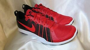 MEN`S NIKE FLEX TRAIN AVER ATHLETIC SNEAKERS SIZE 10M NEW #831568 600 UNVRSTY RE