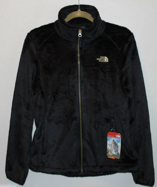 cb6db273eca2 Authentic The North Face Women s Osito 2 Jacket Black Gold M for ...