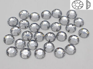 250-Clear-Flatback-Acrylic-Sewing-Crystal-Round-Rhinestone-Gems-8mm-Sew-on-beads