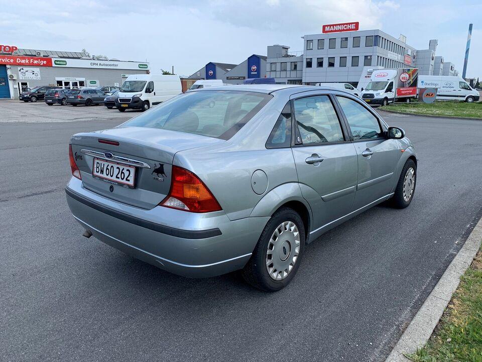 Ford Focus, 1,8 TDCi Ghia, Diesel