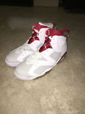 1211055e9e3080 item 8 NIKE AIR JORDAN VI 6 ALTERNATE HARE WHITE GYM RED PLATINUM SZ 15 DS   384664 113  -NIKE AIR JORDAN VI 6 ALTERNATE HARE WHITE GYM RED PLATINUM SZ  15 DS ...