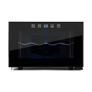 Cave-a-vin-temperature-reglable-25l-mini-frigo-refrigerateur-a-boissons-touchpad