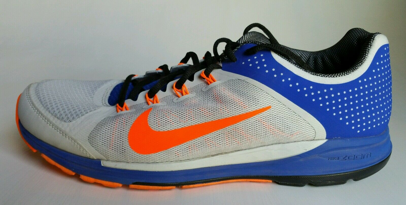 Nike Zoom ZM Elite 6 Men's Sz 14 Shoe 554729-048 Great Condition-Lightly Worn Brand discount