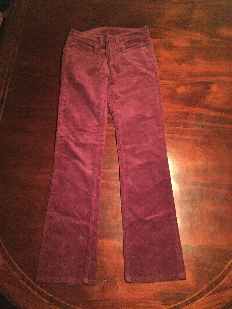 Patagonia Women's (26) Purple Casual Pants. TL8