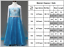 Kids-Belle-Elsa-Anna-Cosplay-Costume-Dress-Girls-Princess-Fairytale-Fancy-Dress thumbnail 26