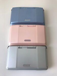 Reformado-paquete-original-de-Nintendo-DS-NDS-Elige-Tu-Color