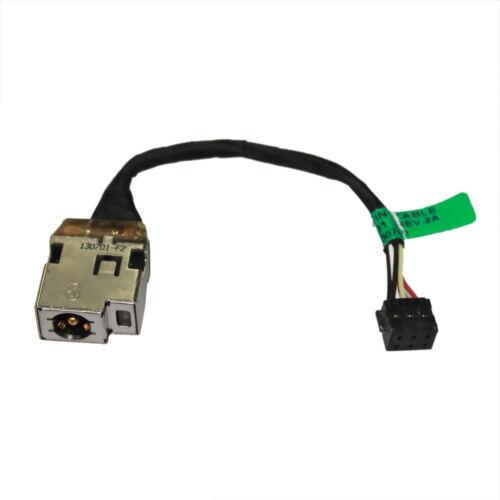 DC POWER JACK CABLE For HP 15-b104xx 15-b119wm 15-b120us 15-b123nr 15-b123tu