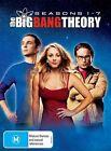 The Big Bang Theory : Season 1-7 (DVD, 2014, 22-Disc Set)