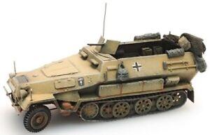 Ho-Roco-Minitanks-15th-Panzer-Armee-Autochenille-A378-387-73-YW-Main-Peint