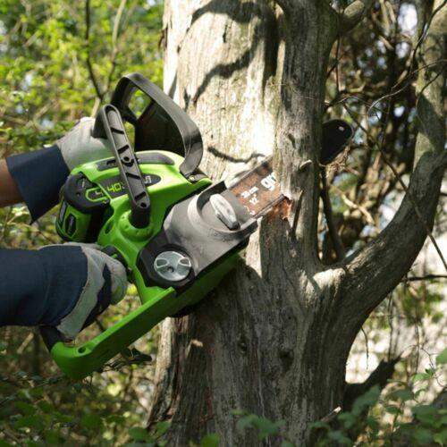 Greenworks Motosega a Batteria 40V Non Inclusa G40CS30 30 cm Sega Taglio