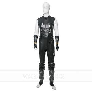 Fc Game Ninja Gaiden Ryu Hayabusa Cosplay Costume Outfit Full Set