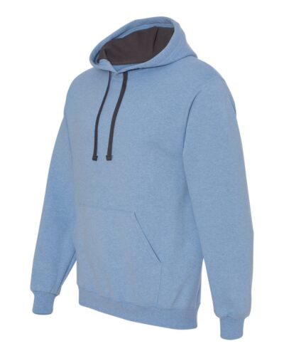 Fruit of the Loom Sofspun Hooded Pullover Sweatshirt  S-3XL SF76R