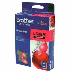 Genuine-Brother-Innobella-LC38M-Magenta-Original-Ink-Cartridge-260-Pages