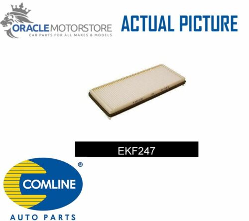 NEW COMLINE ENGINE CABIN POLLEN FILTER GENUINE OE QUALITY EKF247