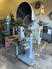 Jones Amp Lamson Pc 14 Optical Comparator And Measuring Machine Item 1067