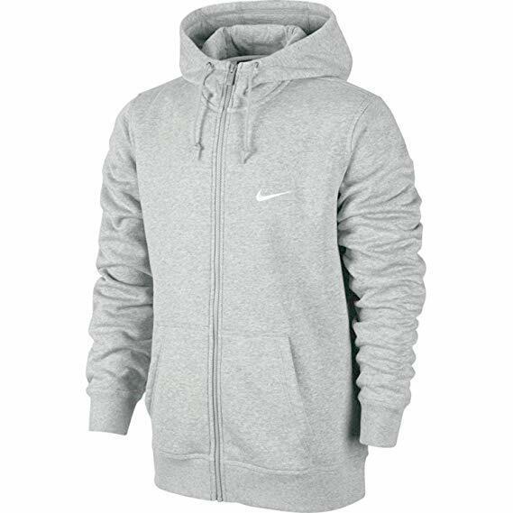 Nike Da Uomo Con Cerniera Felpa Con Cappuccio 823531 063