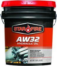 Starfire Premium Lubricants Aw 32 Hydraulic Oil 5 Gallon Pail