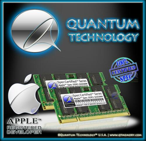 "8GB 2X 4GB DDR3 RAM MEMORY FOR APPLE MACBOOK PRO INTEL CORE I5 2.4GHZ 13/"" 2011"