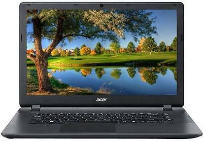 "ACER ES1-572 LAPTOP CI3-6th GEN/ 4GB/ 1TB/ LINUX / 15.6""/ BLACK) (NX.GKQSI.001)"