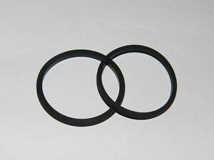2 Vierkantriemen Riemen für Tape CD usw 68,5 x 1,2  mm