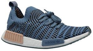 ADIDAS NMD R1 Primeknit W Damen Sneaker Schuhe CQ2029 blau Gr. 36 41 NEU & OVP