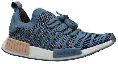 Adidas Nmd R1 Prime Knit Ice Blue White Sneaker damen