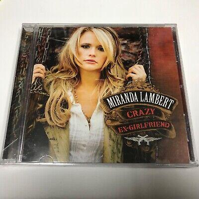 Miranda Lambert - Crazy Ex-Girlfriend [New CD]   eBay