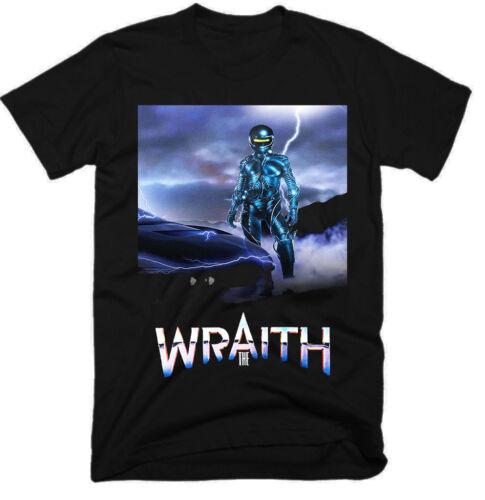 THE WRAITH,MOVIE,100/% COTTON,MEN/'S T-SHIRT.,E0423