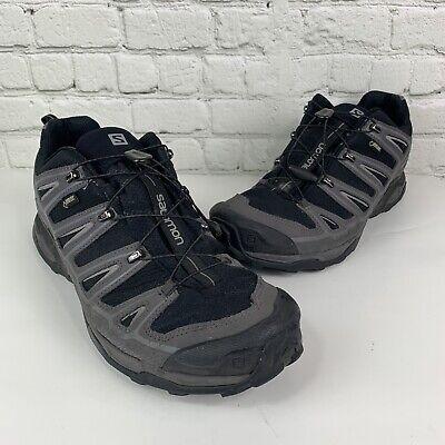 Men's Salomon (US 13) Gray X Ultra Quicklace Gore Tex Hikingtrekking Shoe | eBay