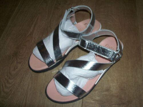 Of Size New Sandals Faith Choice Silver Leather Jesper wtvBYqXB
