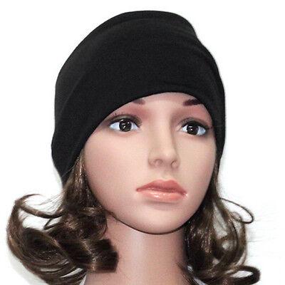 Women Lady Wide Sports Yoga Headband Stretch Hairband Elastic Hair Band Turban
