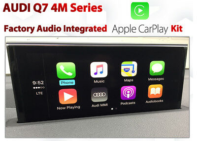 Naviplusu0027s Apple Carplay Retrofit Service For Audi Audi A4 B8 3G