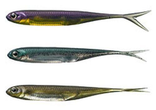 "Fish Arrow Flash-J Split 3/"" Softbait 7,5 cm //7 Stück//Farbauswahl//SONDERANGEBOT"